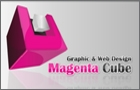 Graphic Design in Lebanon: Magenta Cube