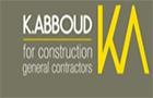 Companies in Lebanon: K Abboud For Construction Sarl