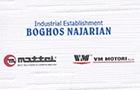 Companies in Lebanon: Ets Industriels Boghos Najarian