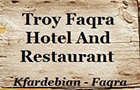 Catering in Lebanon: Troy Faqra Hotel